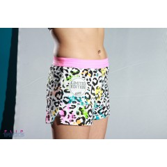 Soffe V Notch Limited Edition Pink Waistband Leo