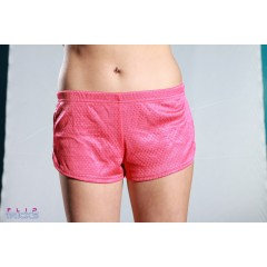 Soffe Mesh Teeny Tiny Shorts 2 Colour Blue/Pink