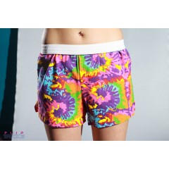 Soffe V Notch Shorts Colourful