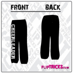 Cheerleading joggers