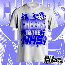 Cheers to the NHS