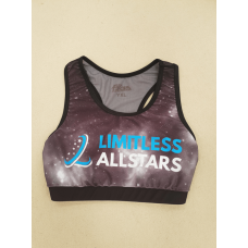 Limitless Allstars Space Crop Top
