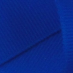 Grosgrain Ribbon: Electric Blue