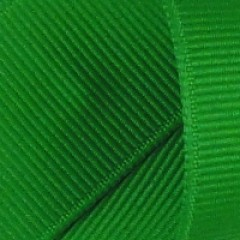 Grosgrain Ribbon: Emerald