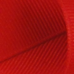 Grosgrain Ribbon: Red