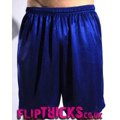"Soffe Male Mesh Shorts 9"" inseam Royal Blue"